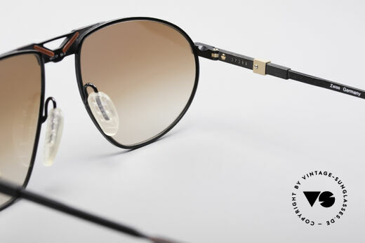 Zeiss 9929 Old 80's Competition Series, never worn (like all our vintage Zeiss 80's sunglasses), Made for Men