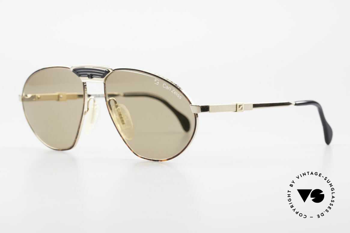 Zeiss 9927 Old 80's Top Quality Shades, coated and non-reflecting lenses & adjustable temples, Made for Men