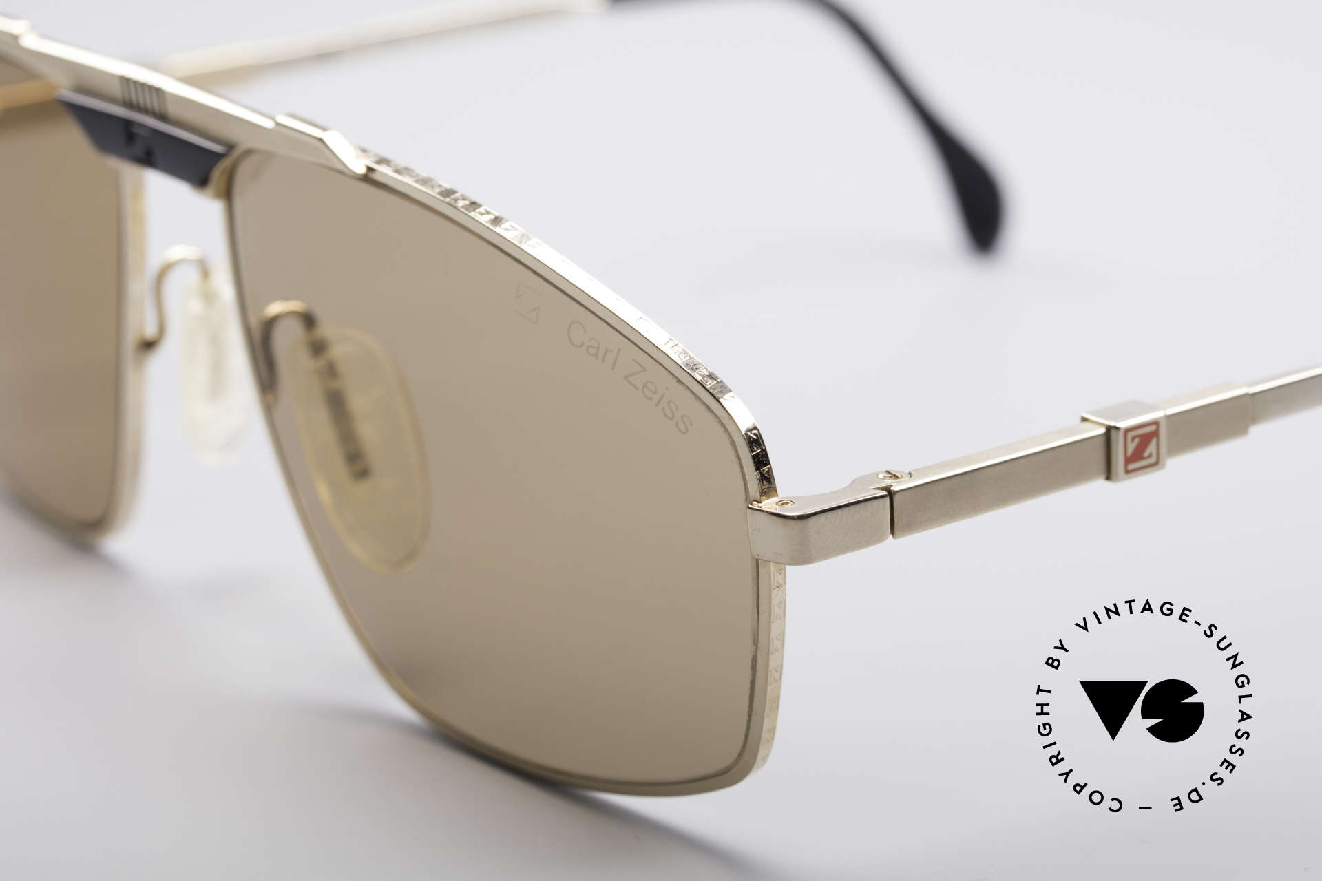 """Zeiss 9925 True Gentlemen's 80's Shades, a """"must have"""" for all lovers of quality (U must feel it!), Made for Men"""