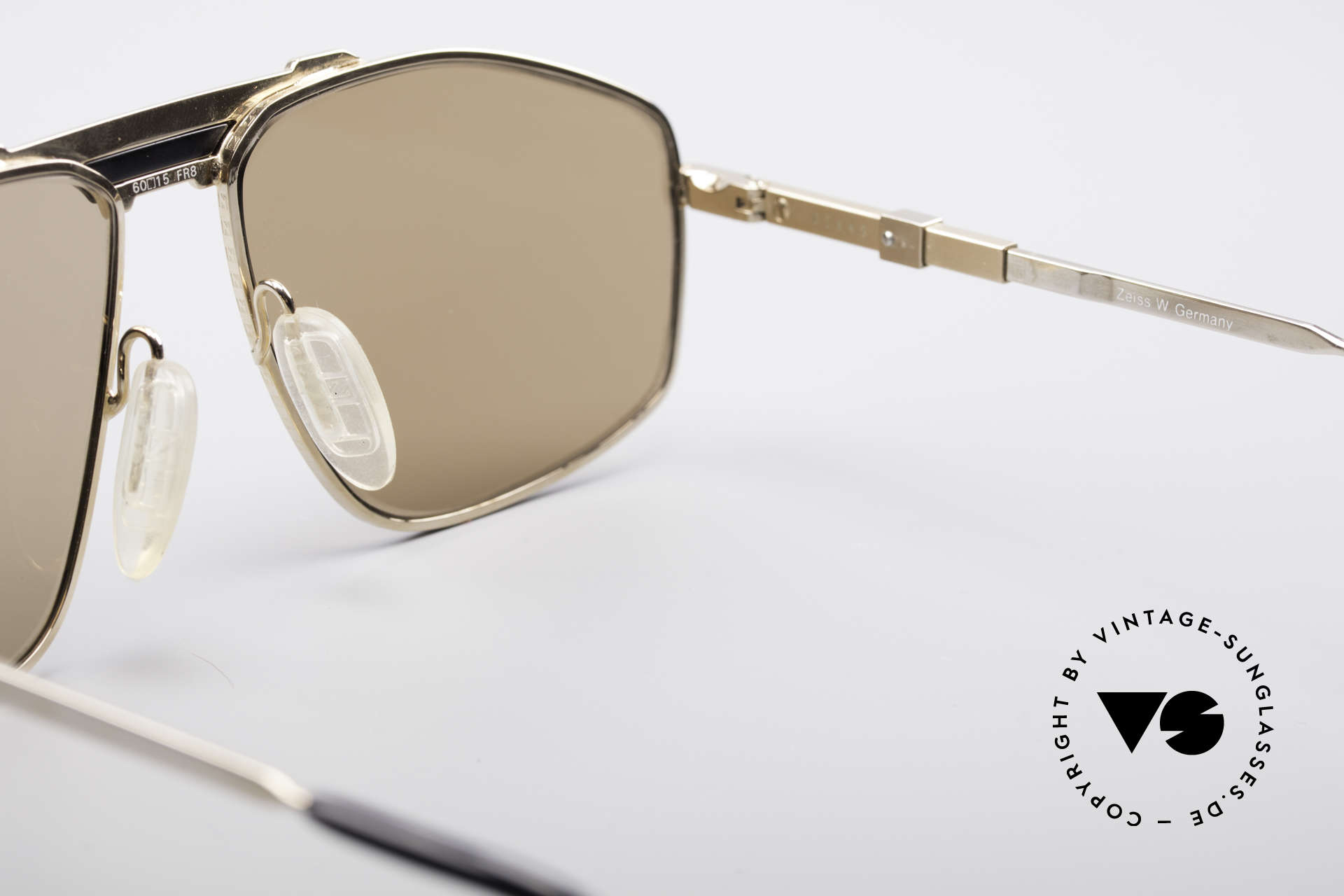Zeiss 9925 True Gentlemen's 80's Shades, components and craftsmanship at its best (Carl Zeiss), Made for Men