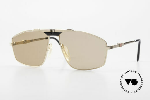 Zeiss 9925 True Gentlemen's 80's Shades Details