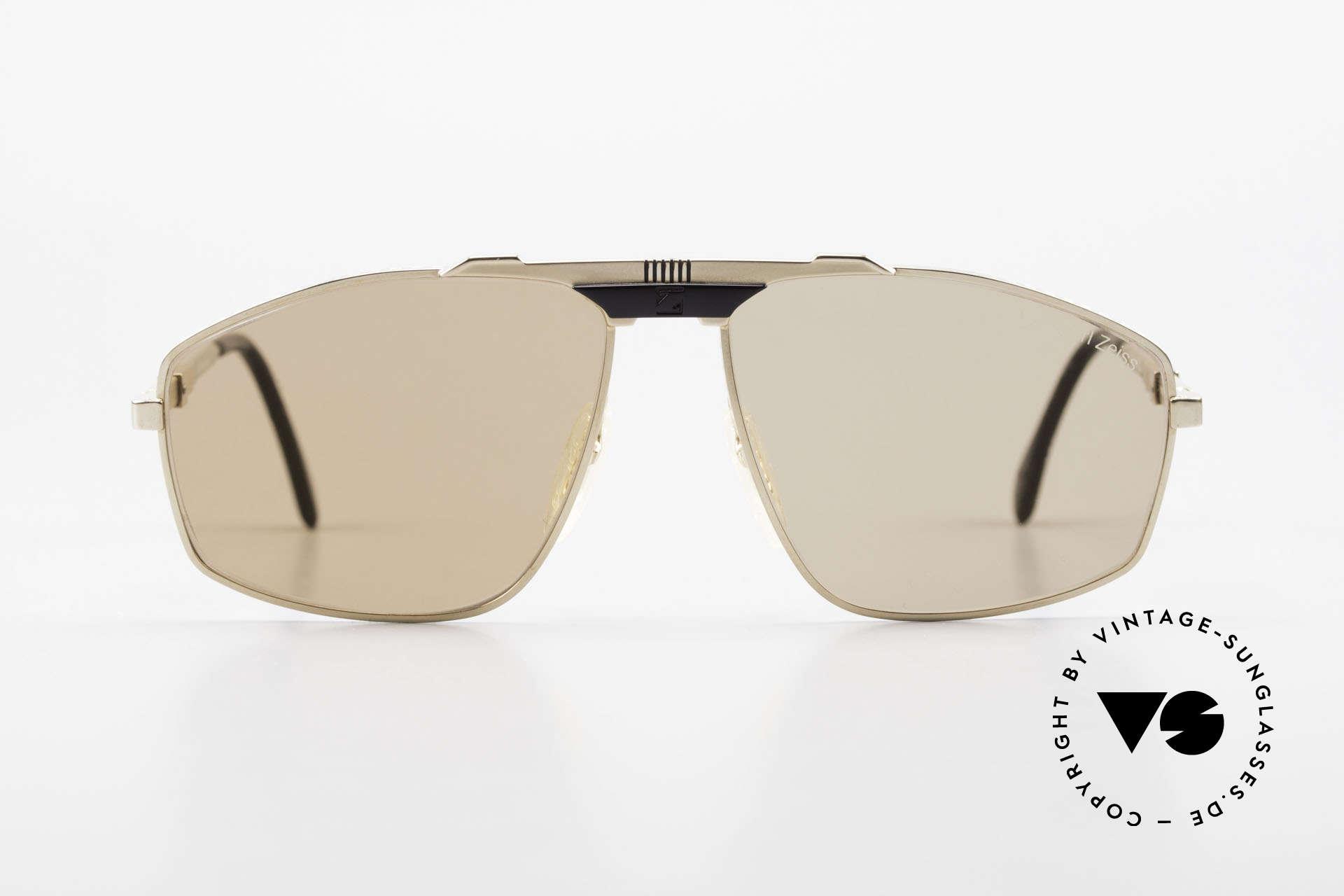 Zeiss 9925 True Gentlemen's 80's Shades, original 80's men's sunglasses by Zeiss, West Germany, Made for Men