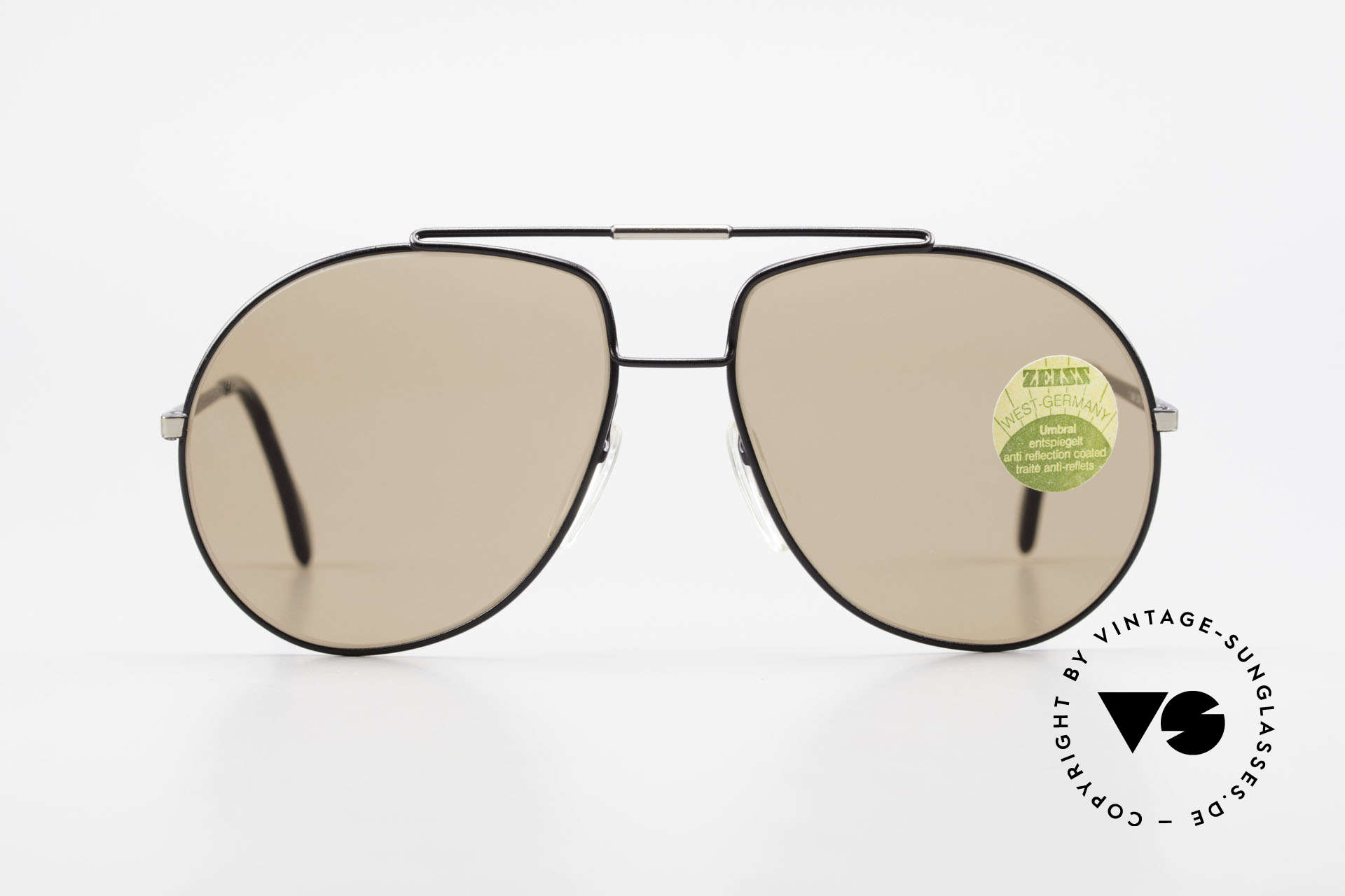 Zeiss 9369 80's Umbral Mineral Lenses, highest manufacturing standard from Zeiss, W.Germany, Made for Men