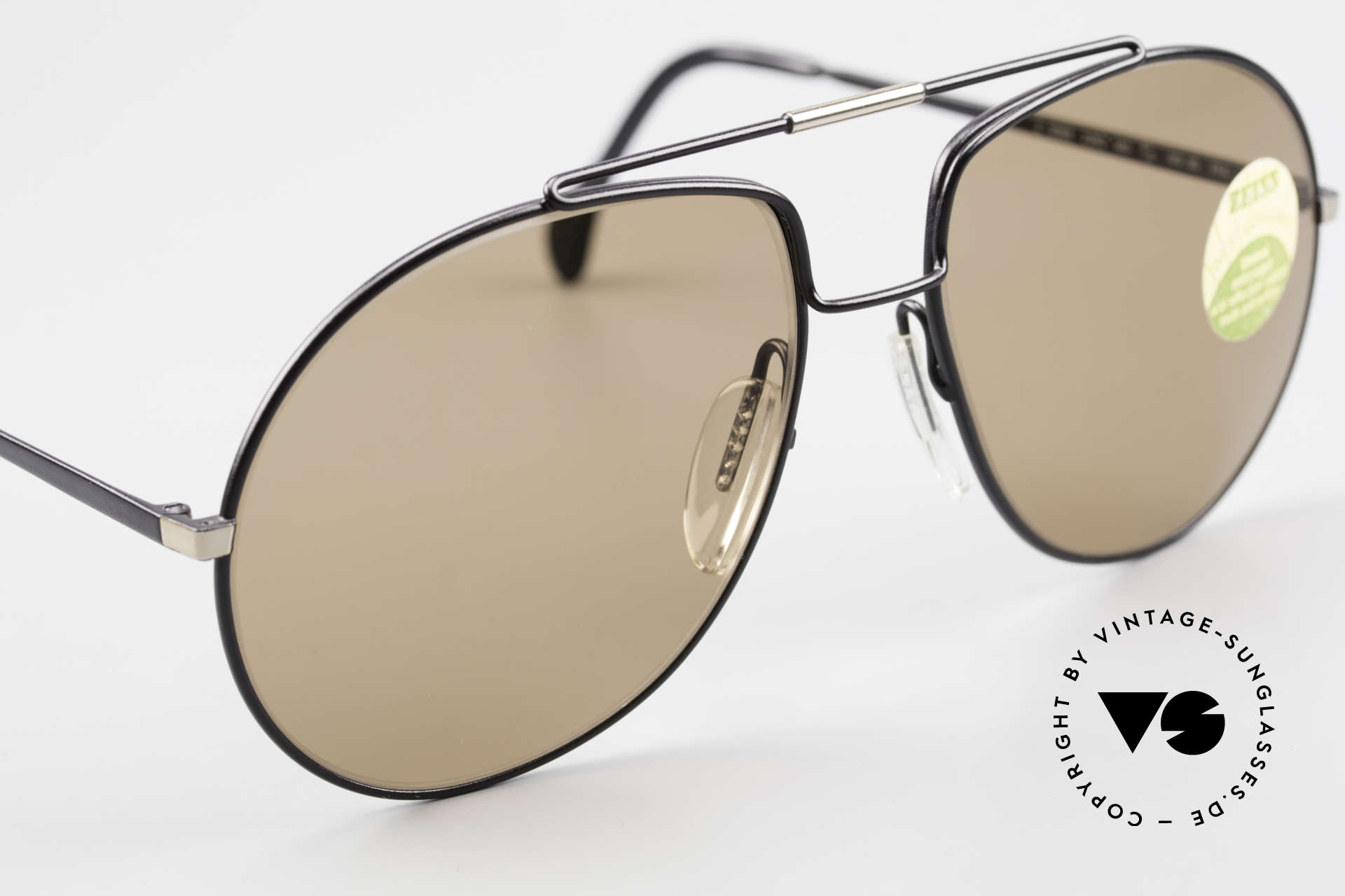 Zeiss 9369 80's Umbral Mineral Lenses, unworn rarity (like all our old Zeiss W.Germany eyewear), Made for Men
