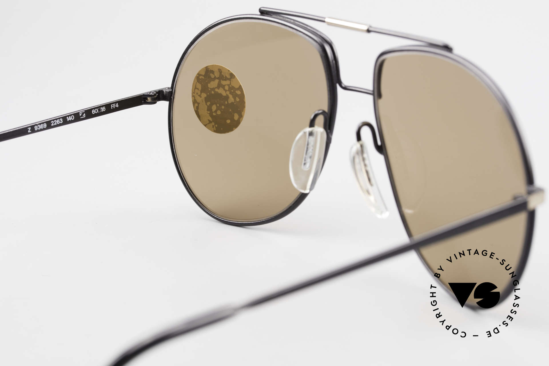 Zeiss 9369 80's Umbral Mineral Lenses, NO RETRO sunglasses, but an app. 30 years old ORIGINAL, Made for Men