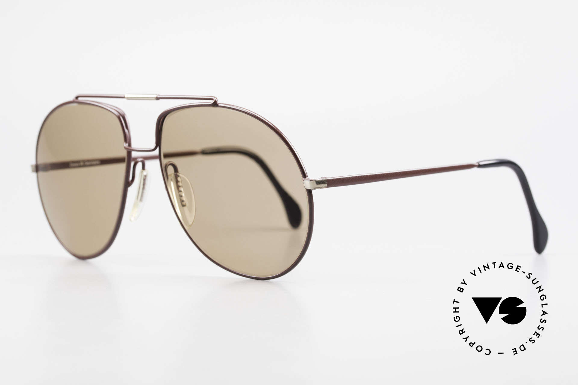 Zeiss 9369 80's Frame With Mineral Lenses, premium UMBRAL mineral lenses (100% UV protection), Made for Men