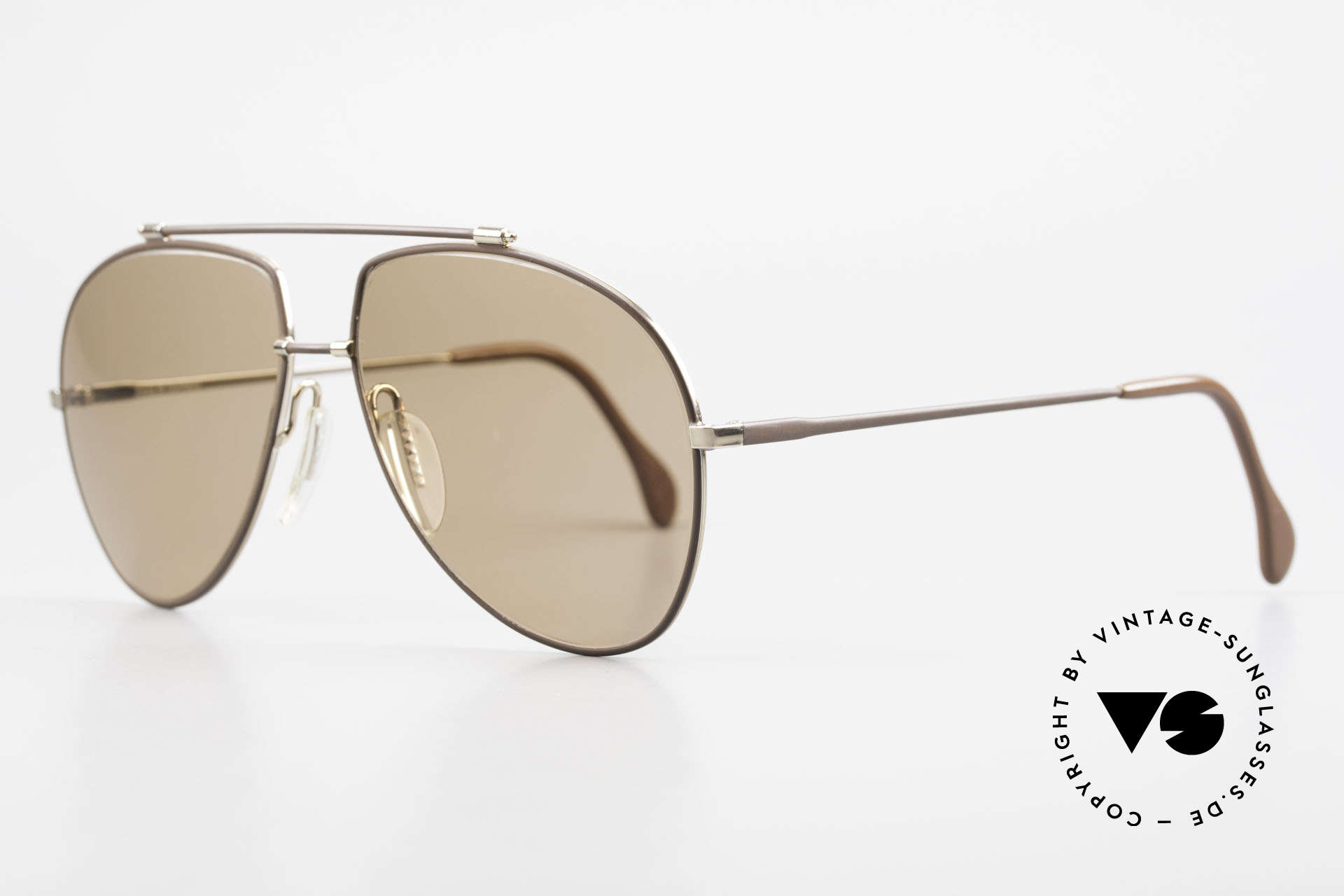 Zeiss 9371 Old 80's Quality Sunglasses, truly 'OLD SCHOOL' or 'VINTAGE'; pure eyewear history!, Made for Men