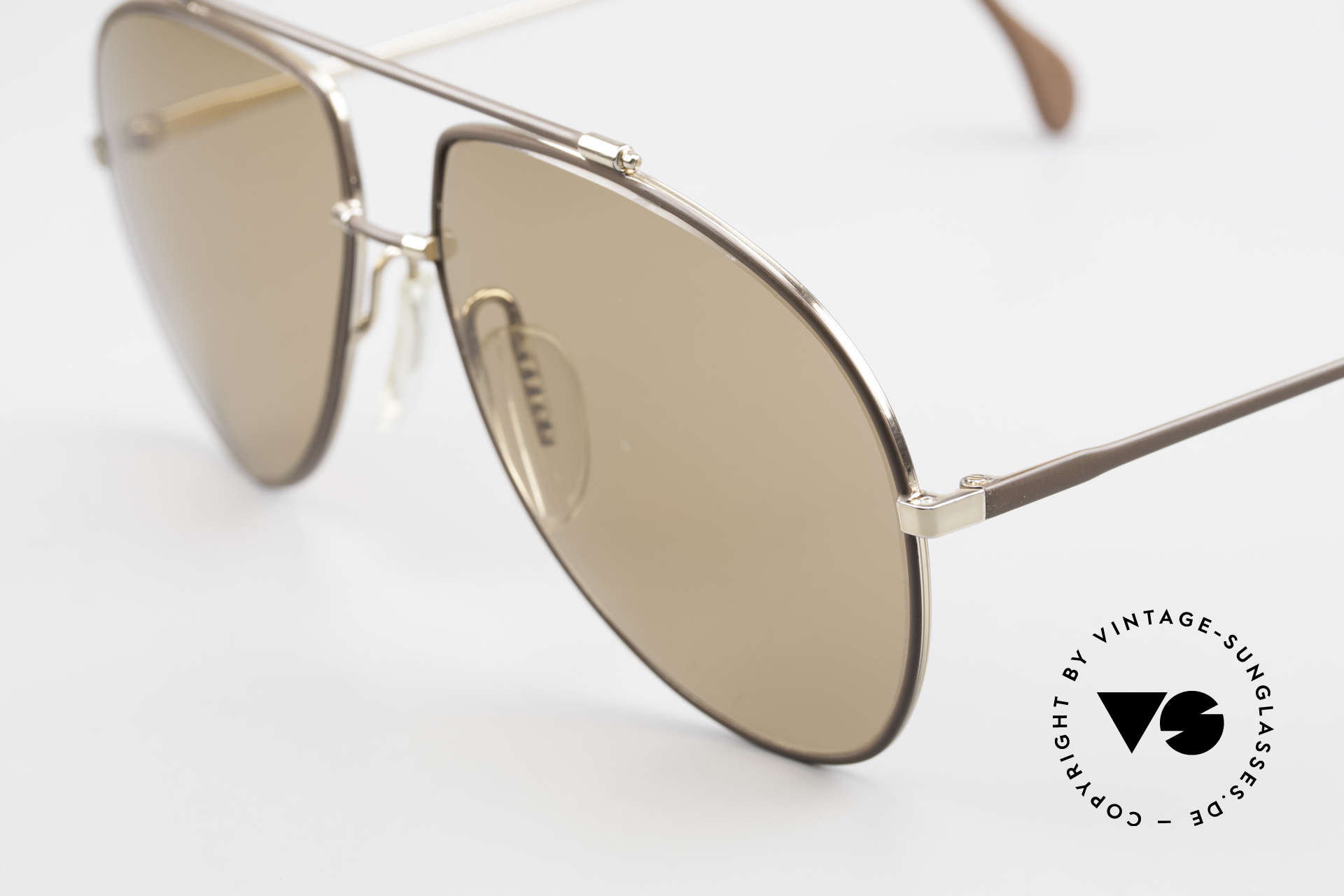 Zeiss 9371 Old 80's Quality Sunglasses, highest manufacturing standard (You must feel this!), Made for Men