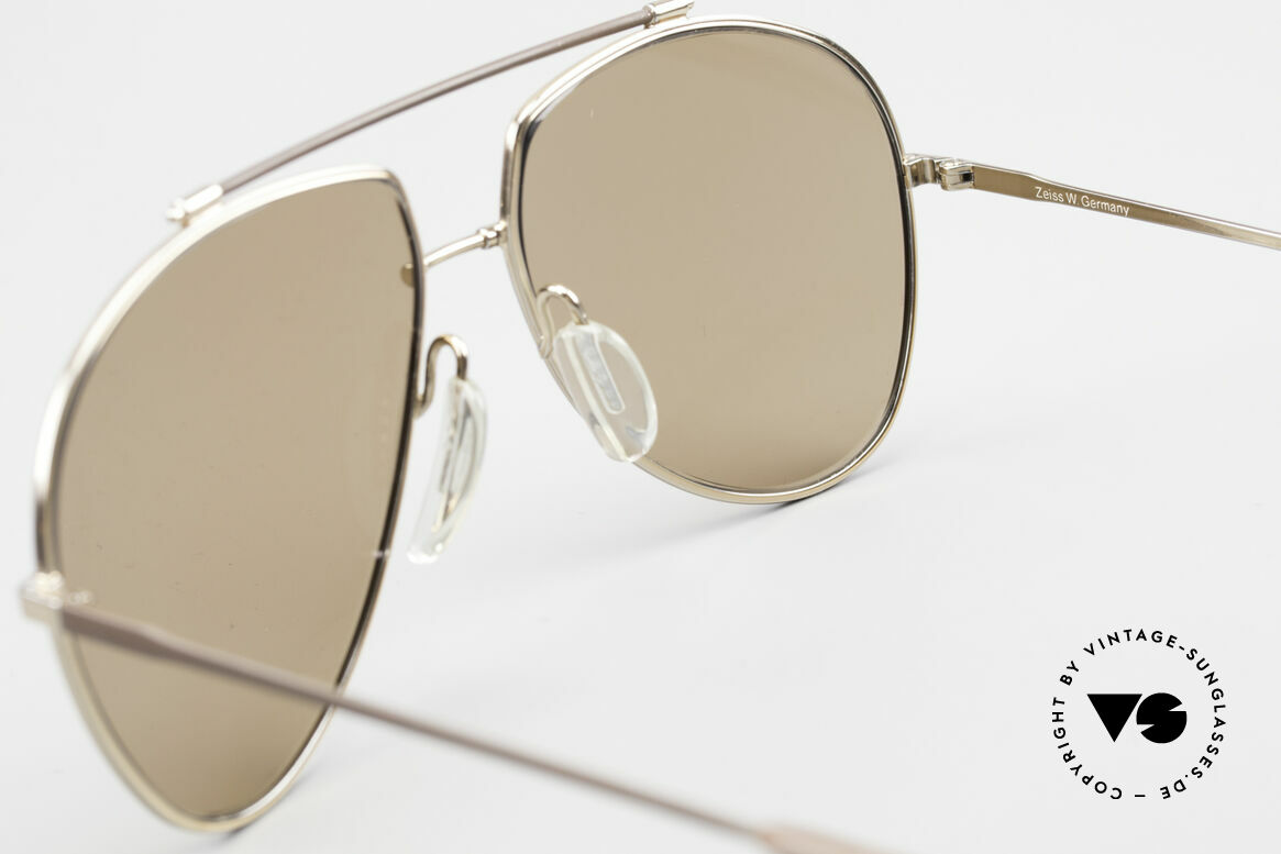 Zeiss 9371 Old 80's Quality Sunglasses, Size: large, Made for Men