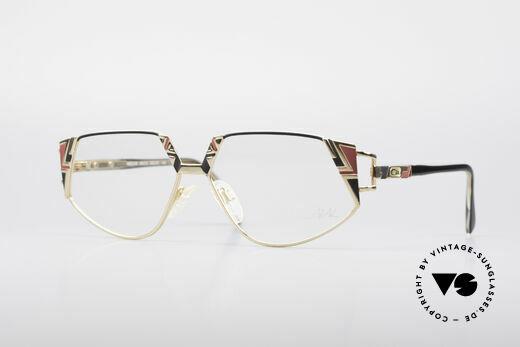 Cazal 238 Cateye Vintage Glasses Details