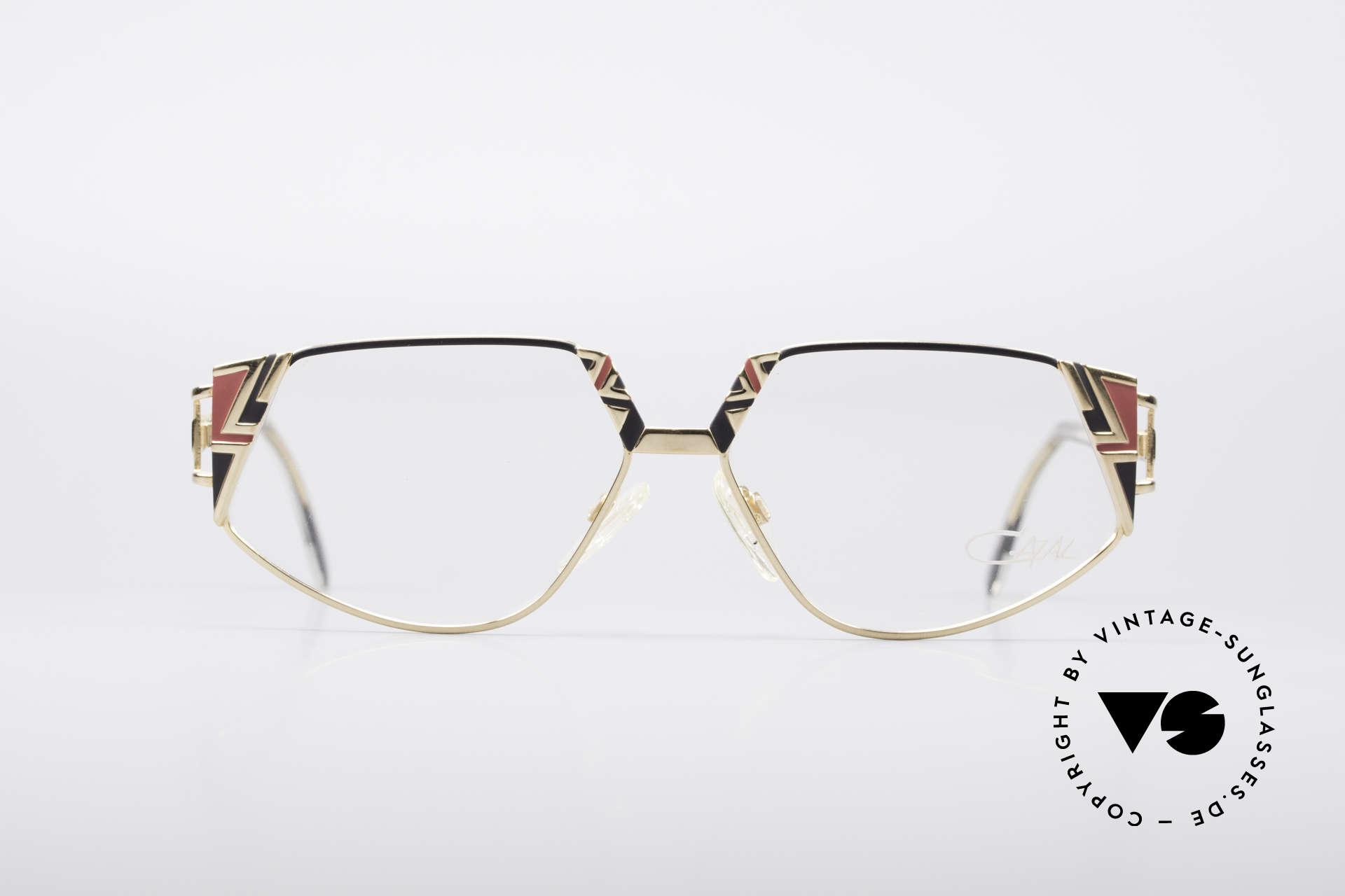 Cazal 238 Cateye Vintage Glasses, designer eyeglasses by famous CAri ZALloni (CAZAL), Made for Women