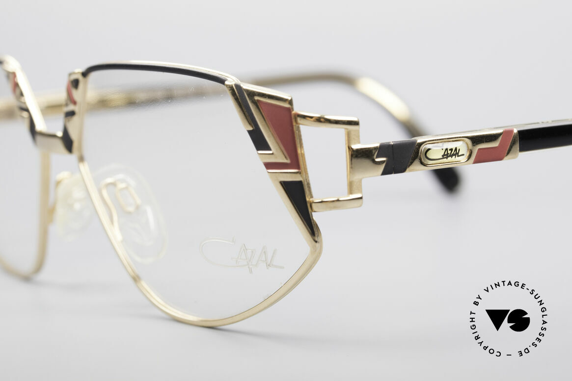 Cazal 238 Cateye Vintage Glasses, never used (like all our rare vintage CAZAL eyewear), Made for Women