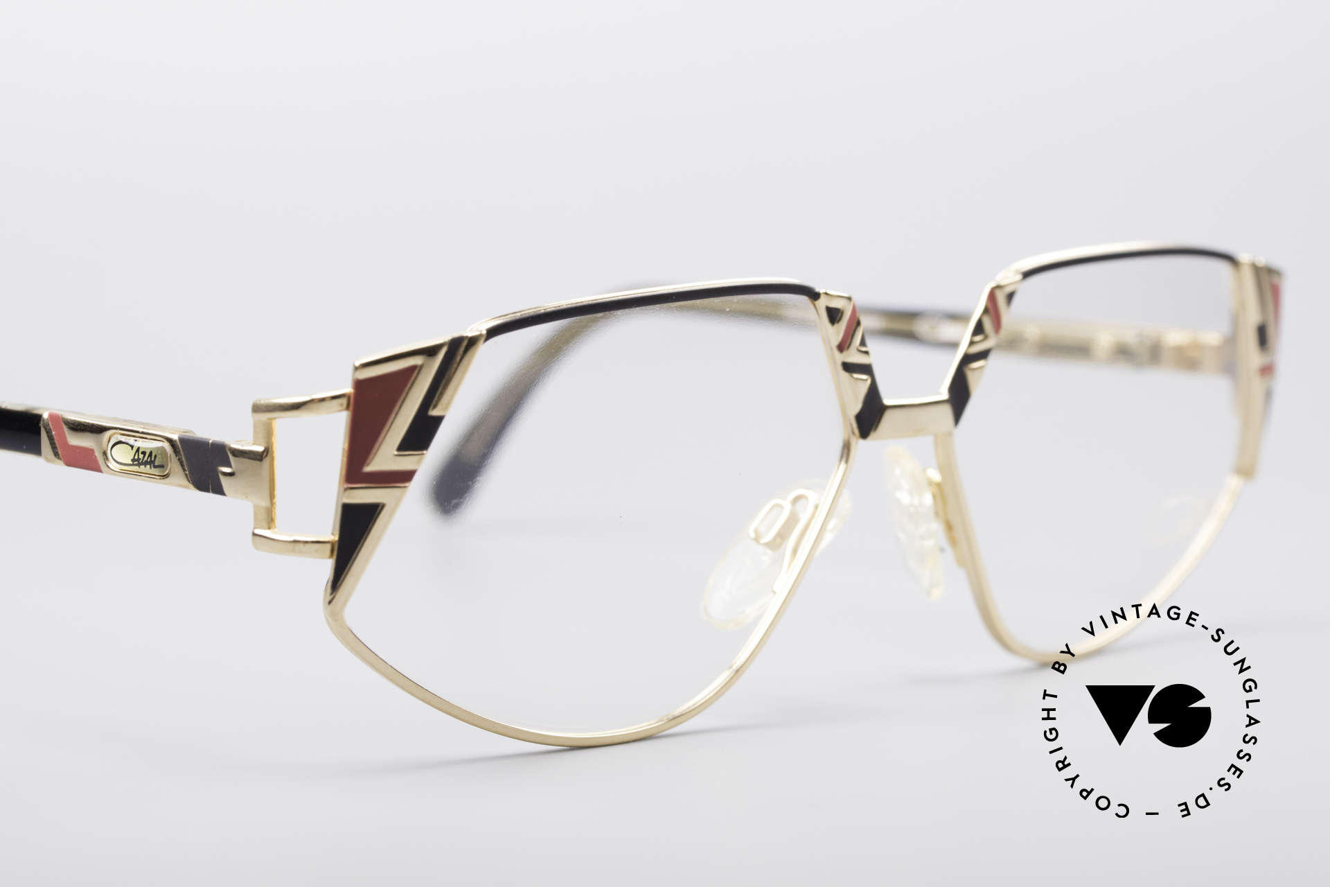 Cazal 238 Cateye Vintage Glasses, NO RETRO FRAME, but a unique old 90's ORIGINAL!, Made for Women