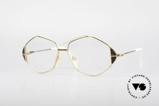 Cazal 233 True Vintage No Retro Specs Details