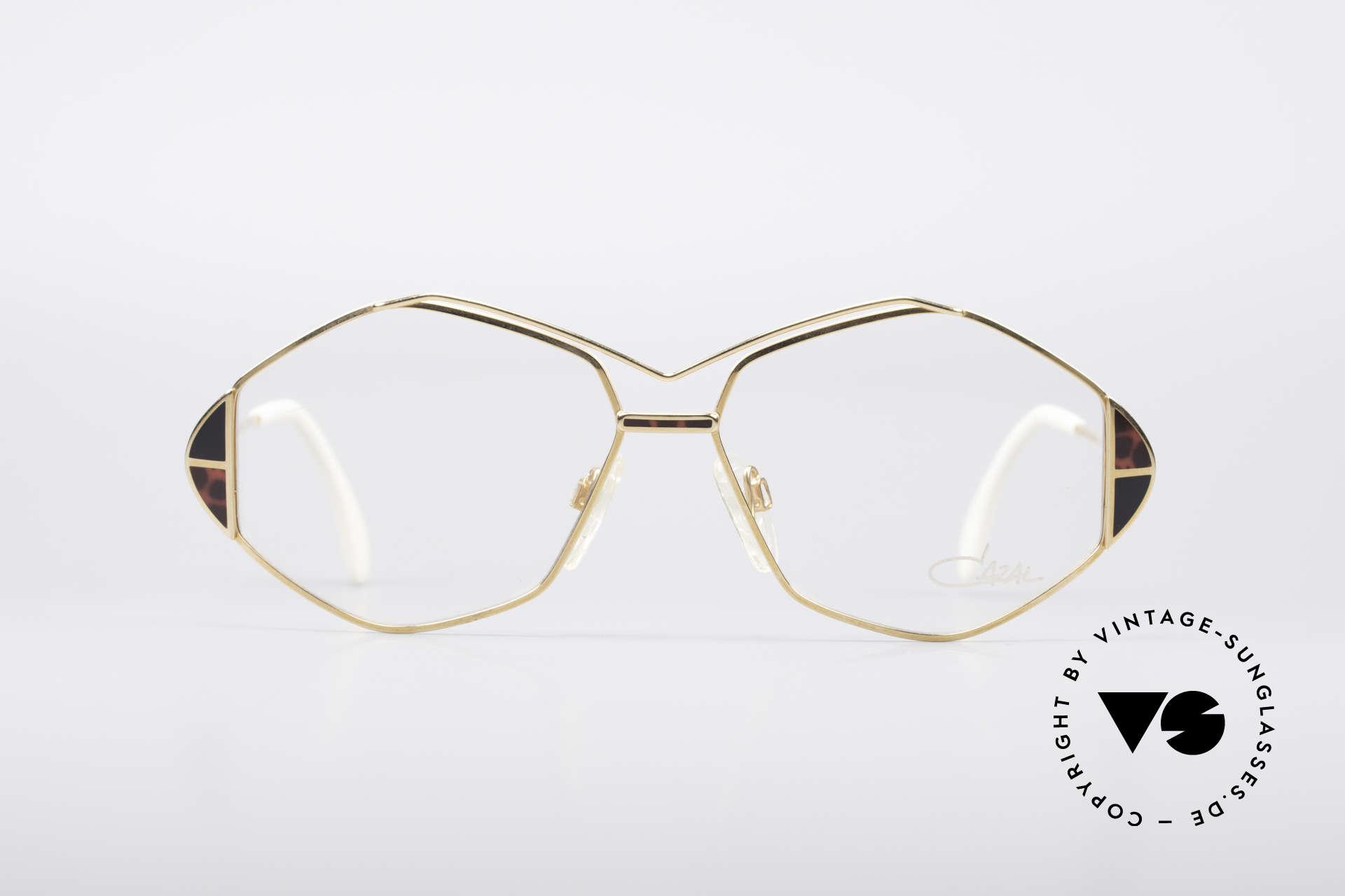 Cazal 233 True Vintage No Retro Specs, true vintage 'W.Germany'-Original, M size 57/14, Made for Women
