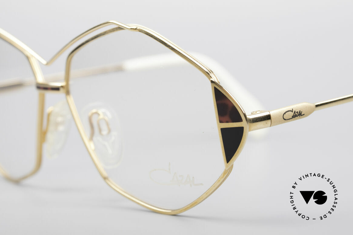 Cazal 233 True Vintage No Retro Specs, new old stock (like all our vintage Cazal glasses), Made for Women