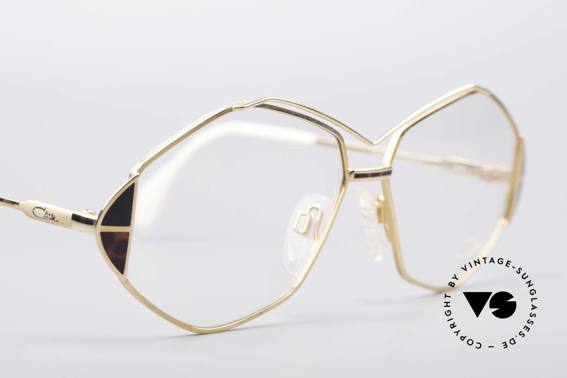 Cazal 233 True Vintage No Retro Specs, NO RETRO fashion, but a rare old 80's ORIGINAL, Made for Women
