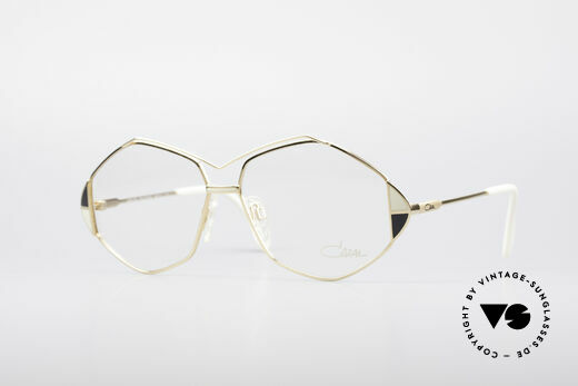 Cazal 233 Vintage West Germany Frame Details