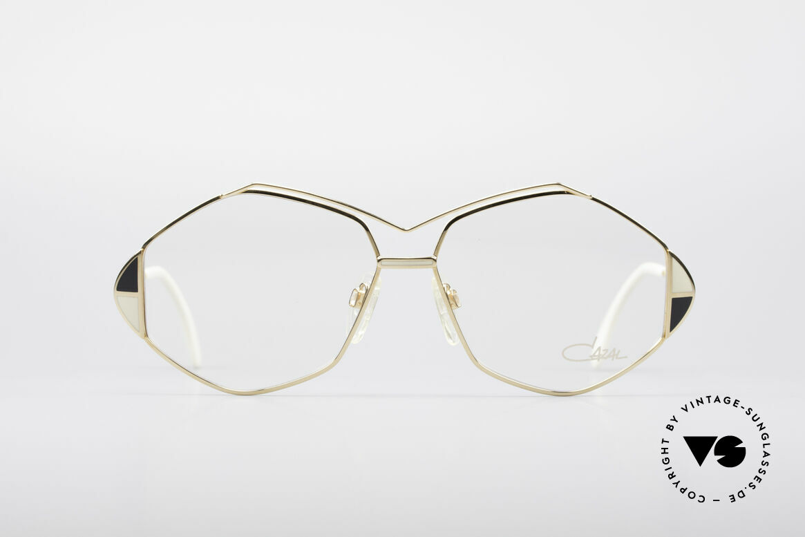 Cazal 233 Vintage West Germany Frame, true vintage 'W.Germany'-Original, L size 59/14, Made for Women