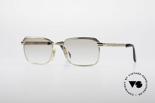 Metzler GF Gold Filled 60's Shades Details