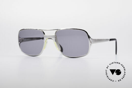 Metzler 7610 Old School Sunglasses Details