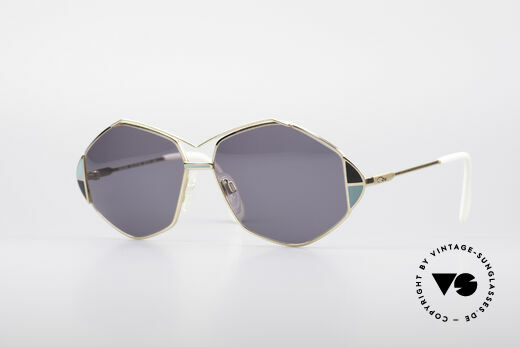 Cazal 233 Vintage West Germany Shades Details