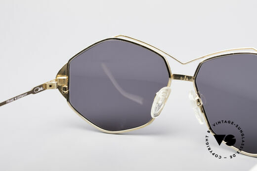 Cazal 233 Vintage West Germany Shades, frame is made for lenses of any kind (optical/sun), Made for Women