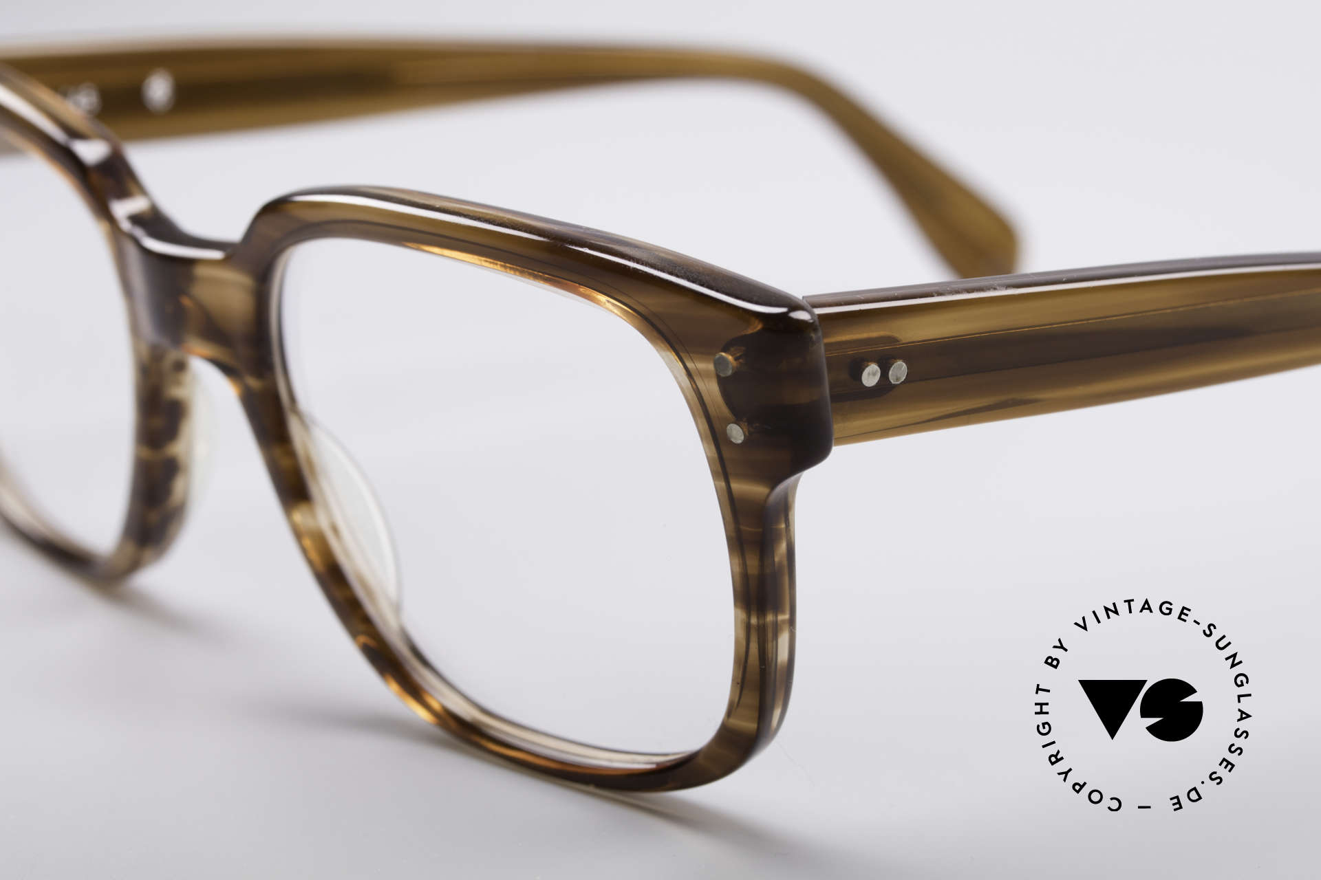 Metzler 447 Authentic Vintage Eyeglasses, 2nd hand model, but in mint condition - truly vintage!, Made for Men