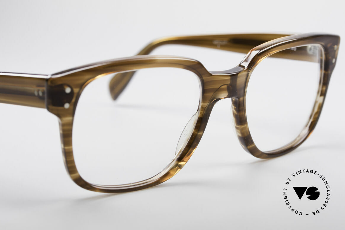 Metzler 447 Authentic Vintage Eyeglasses, NO RETRO EYEGLASSSES, but an old Metzler ORIGINAL, Made for Men