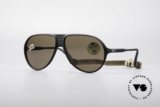 Metzler 0153 80's Sports Sunglasses Details
