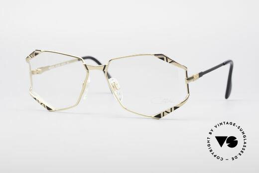 Cazal 245 90's Designer Ladies Specs Details