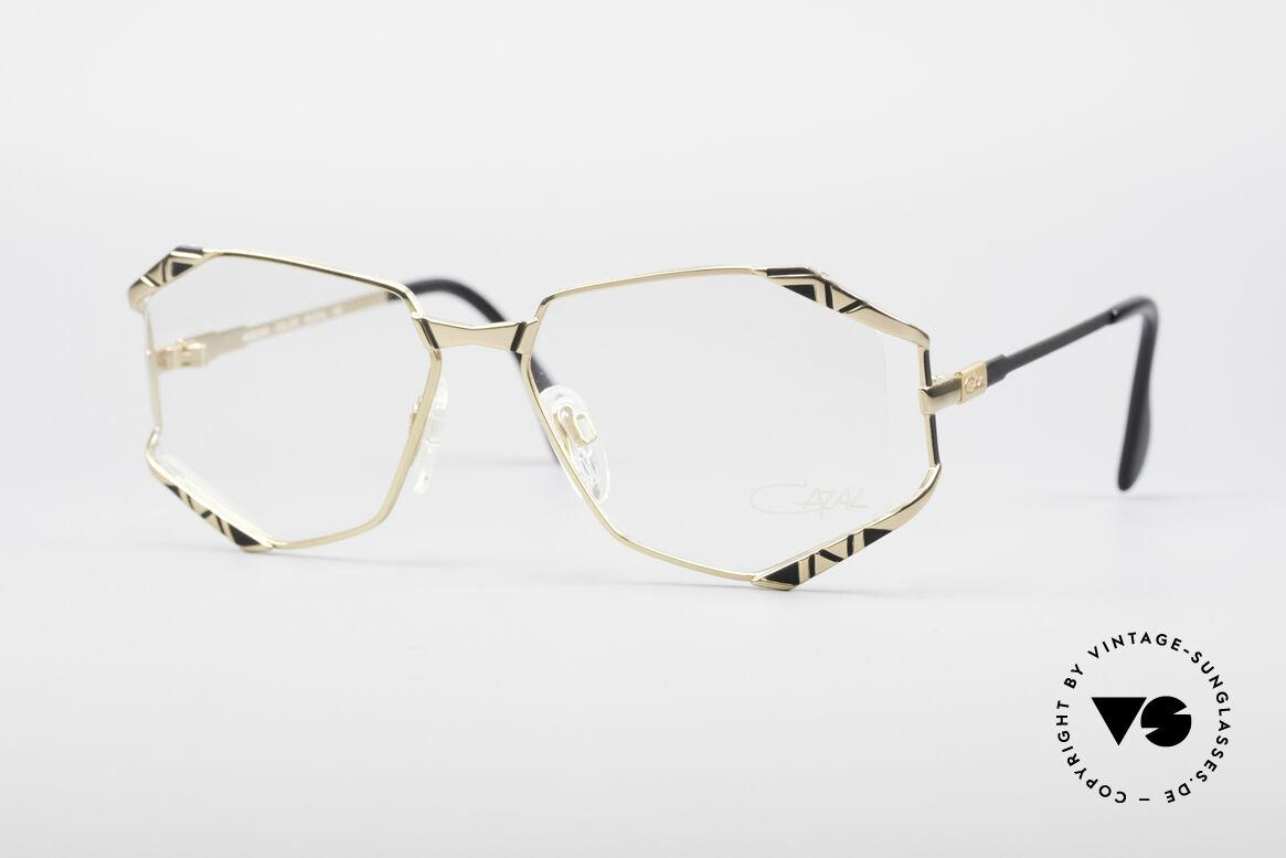 Cazal 245 90's Designer Ladies Specs, glamorous Cazal design from the early 1990's, Made for Women