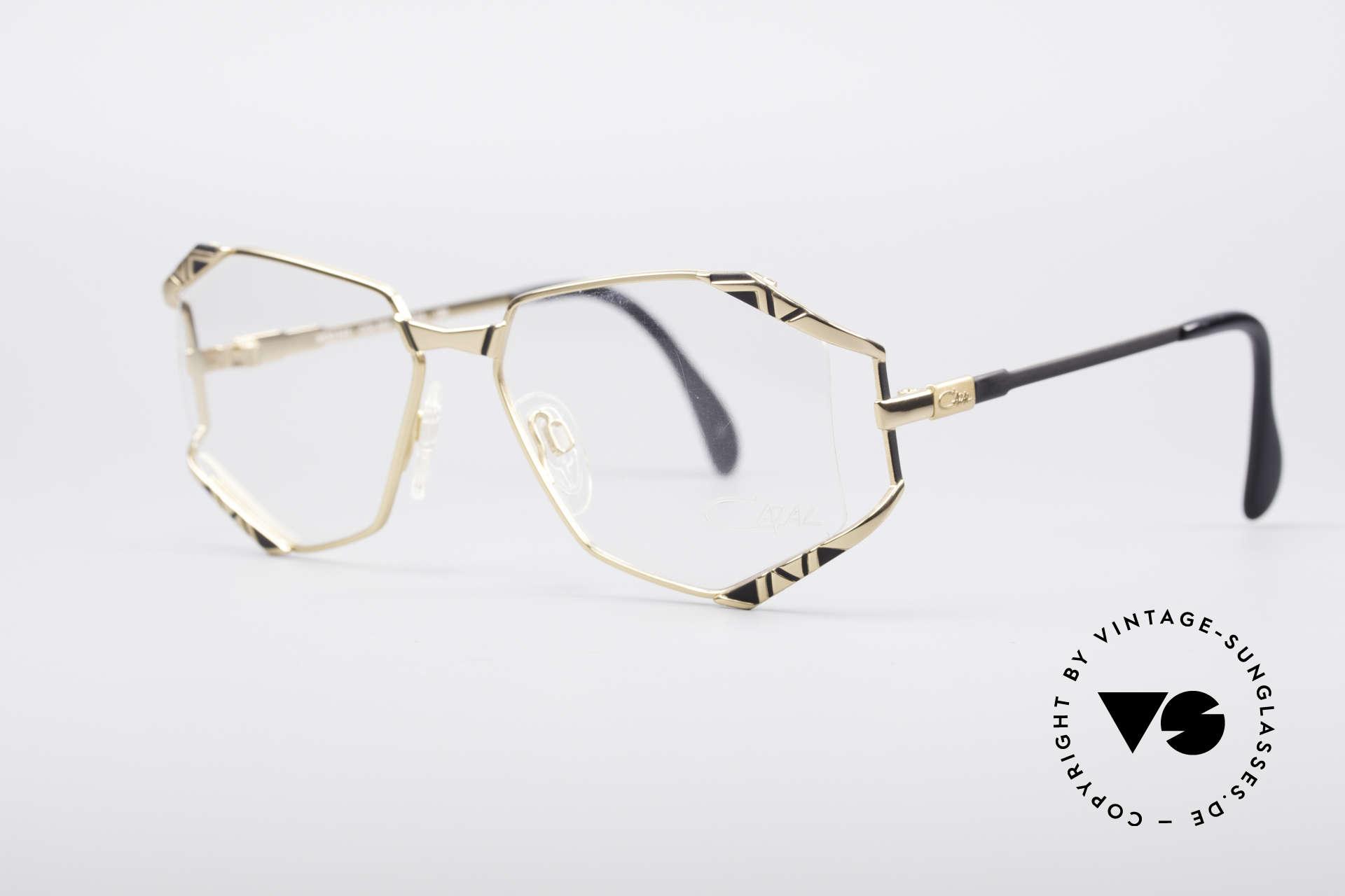 Cazal 245 90's Designer Ladies Specs, great metalwork & overall craftmanship; Top!, Made for Women