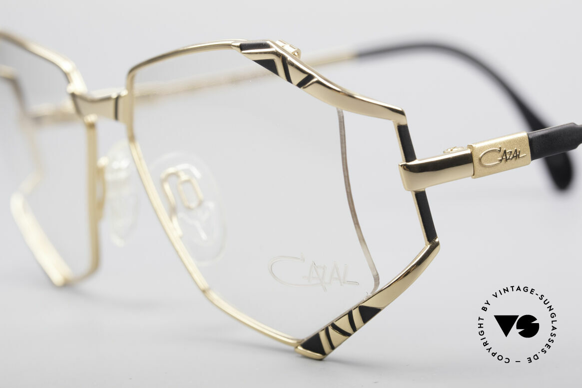 Cazal 245 90's Designer Ladies Specs, never used (like all our vintage Cazal eyewear), Made for Women