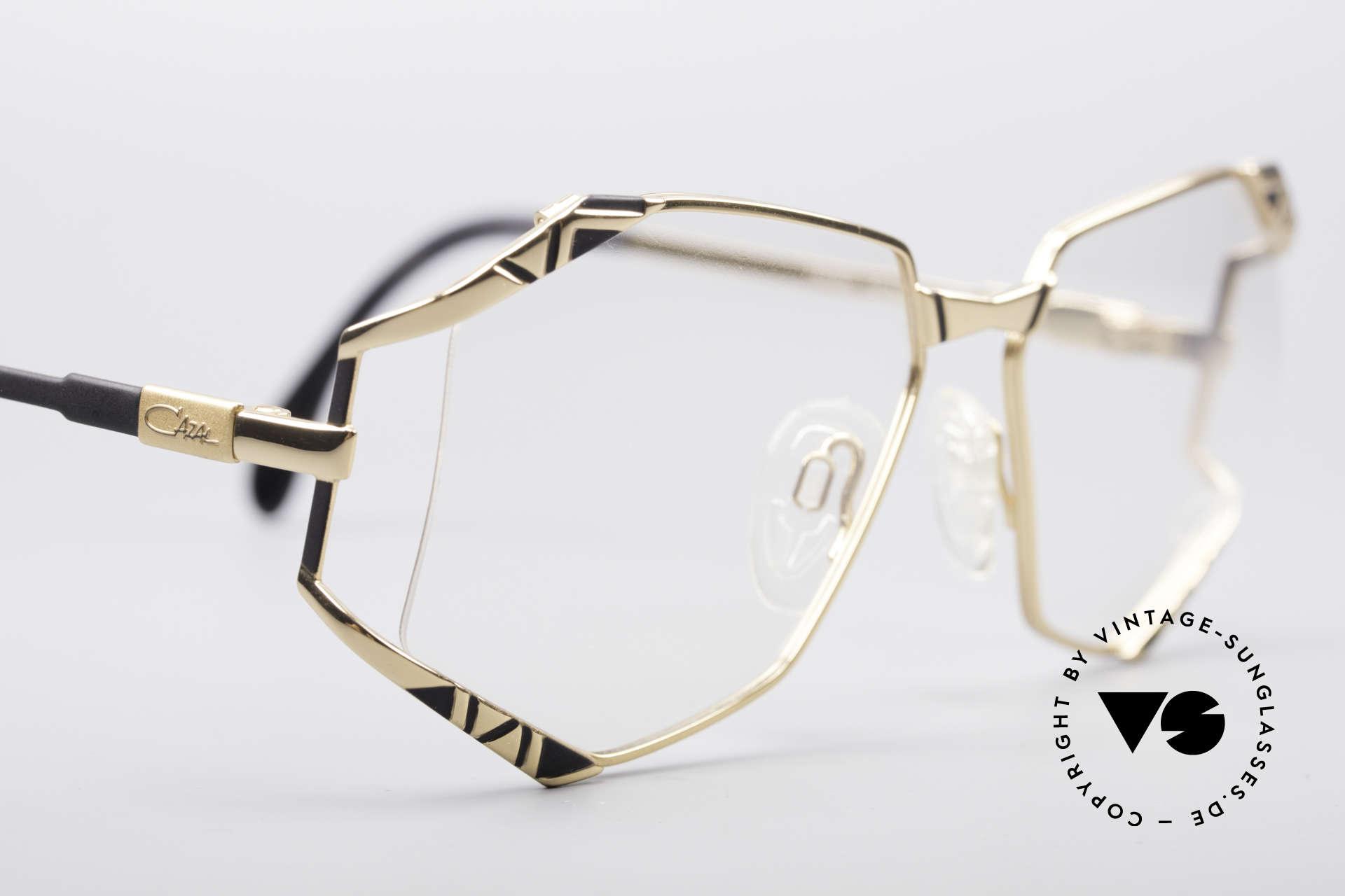 Cazal 245 90's Designer Ladies Specs, NO RETRO frame, but a rare old 90's ORIGINAL, Made for Women