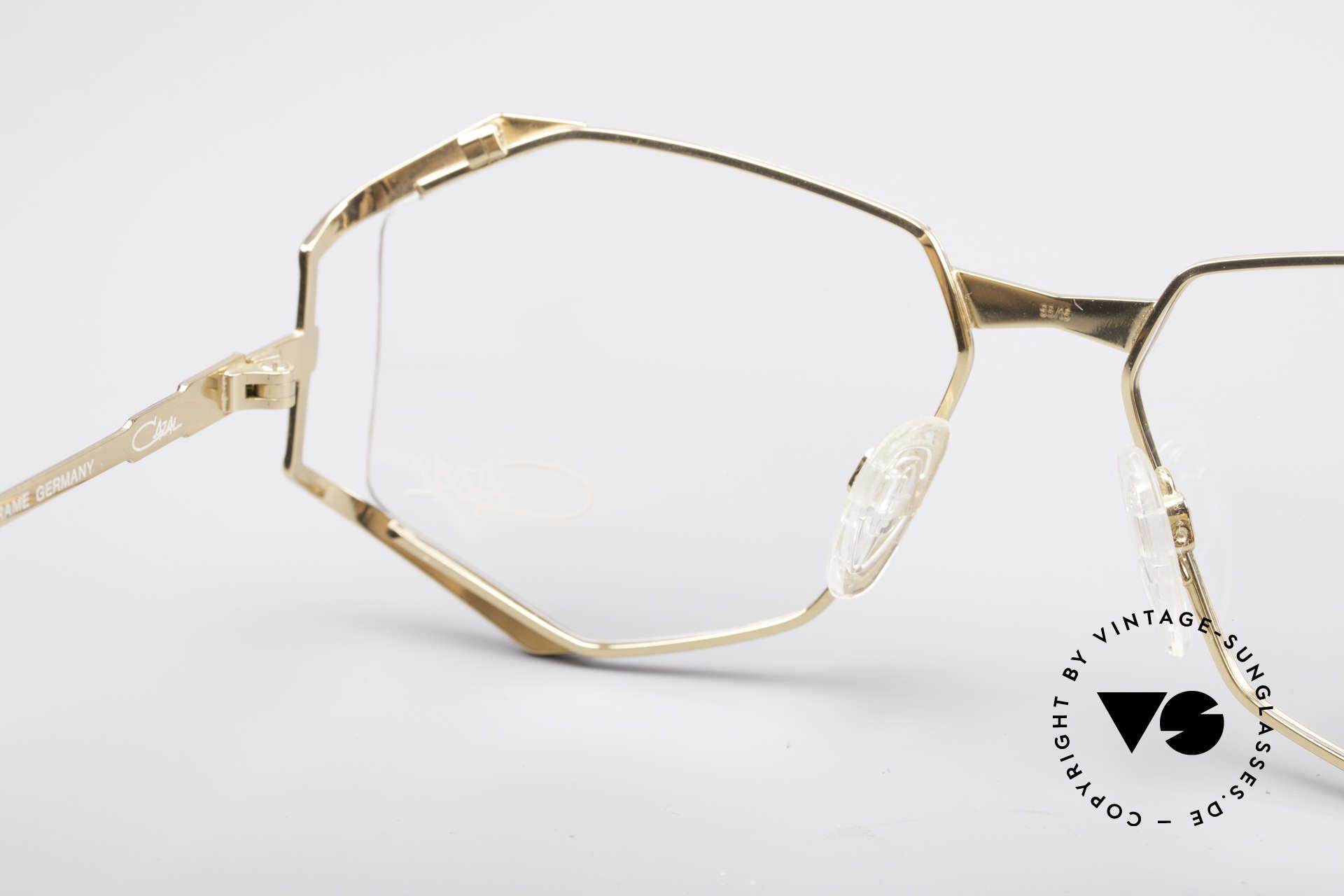 Cazal 245 90's Designer Ladies Specs, Size: medium, Made for Women