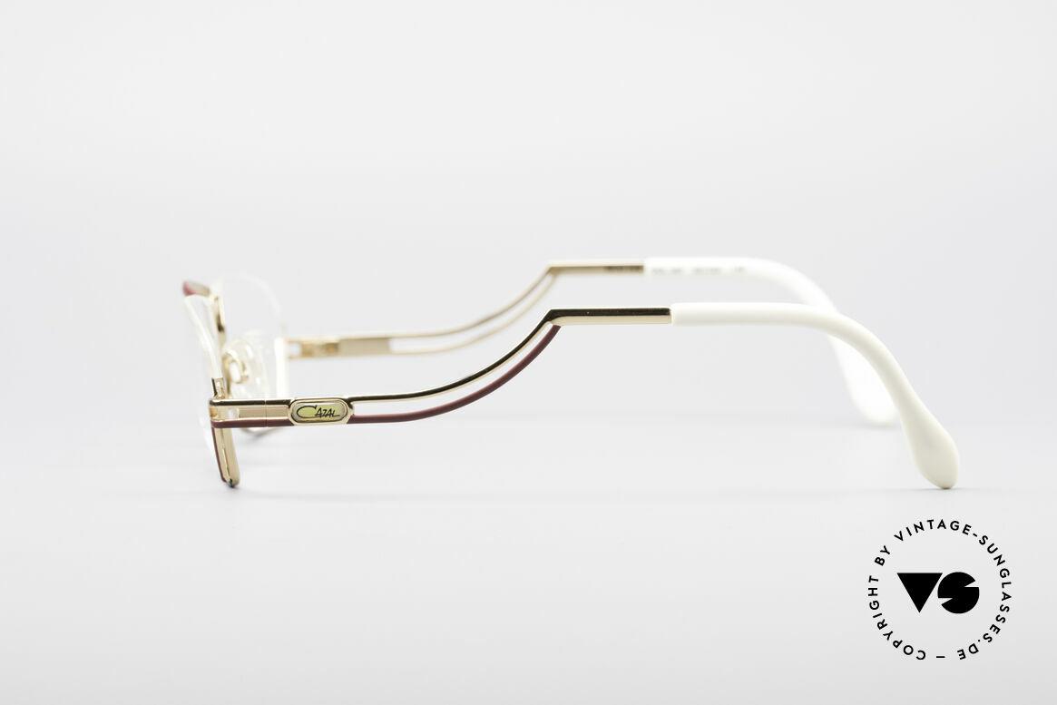 Cazal 232 Vintage Reading Eyeglasses, never worn (like all our rare old Cazal vintage frames), Made for Men and Women