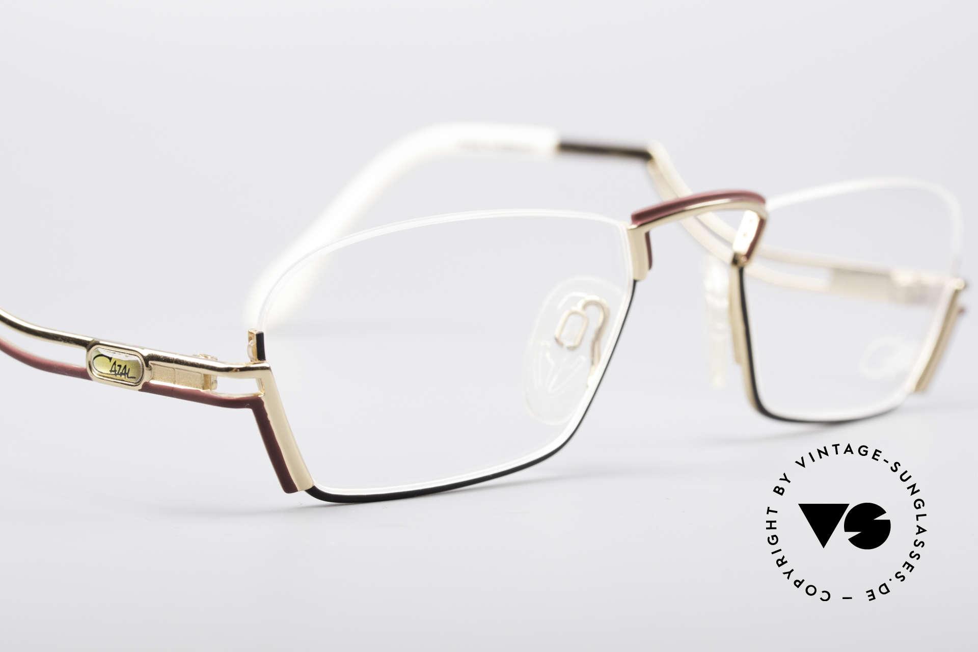 Cazal 232 Vintage Reading Eyeglasses, Size: medium, Made for Men and Women