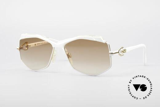 Cazal 230 80's Hip Hop Sunglasses Details