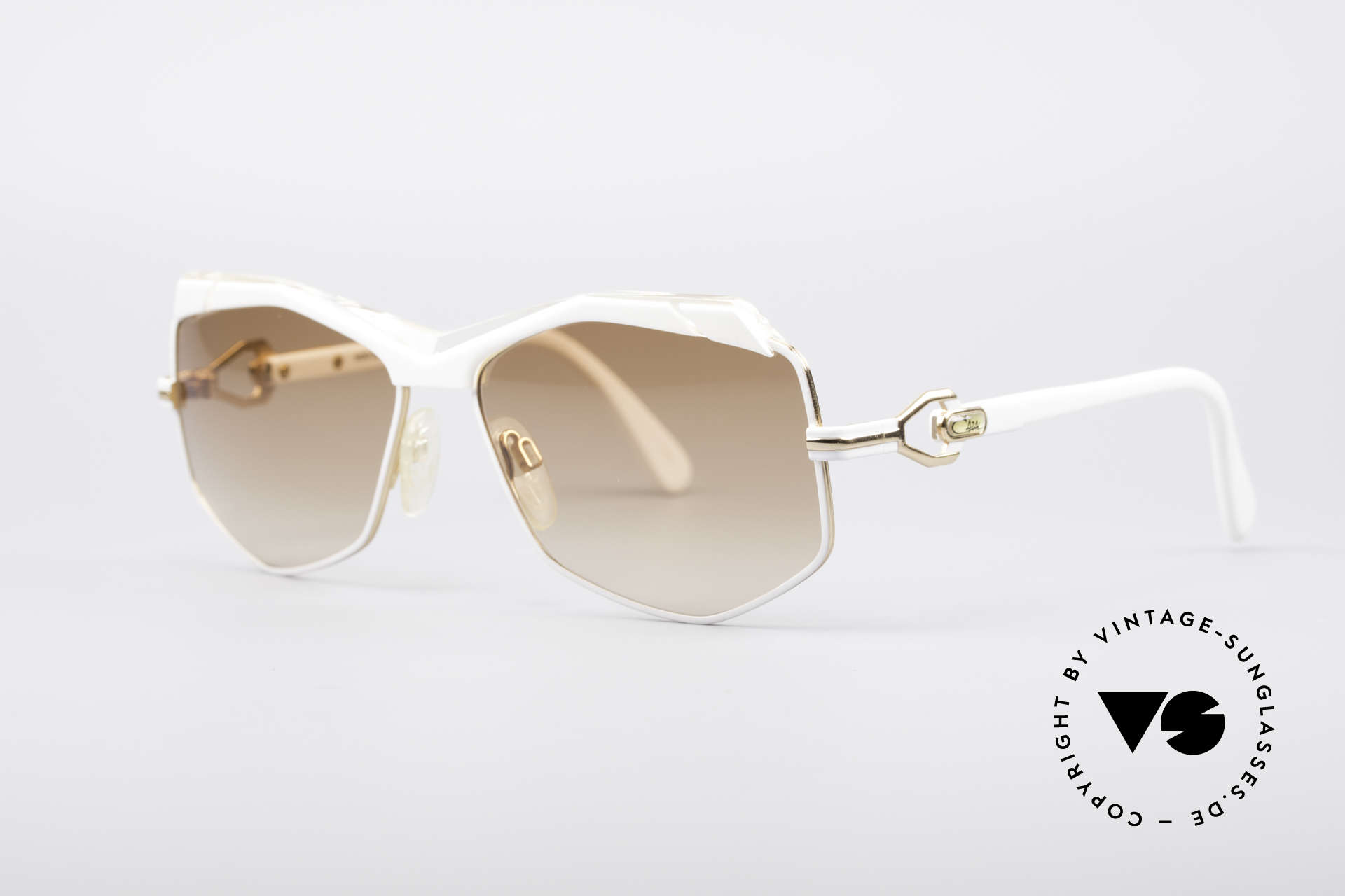 Cazal 230 80's Hip Hop Sunglasses, accessory of the US HipHop scene in the 1980's, Made for Women