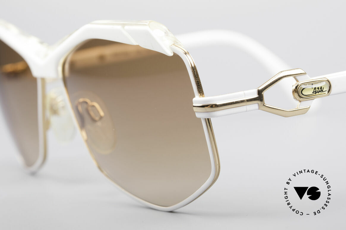 Cazal 230 80's Hip Hop Sunglasses, new old stock (like all our rare vintage Cazals), Made for Women