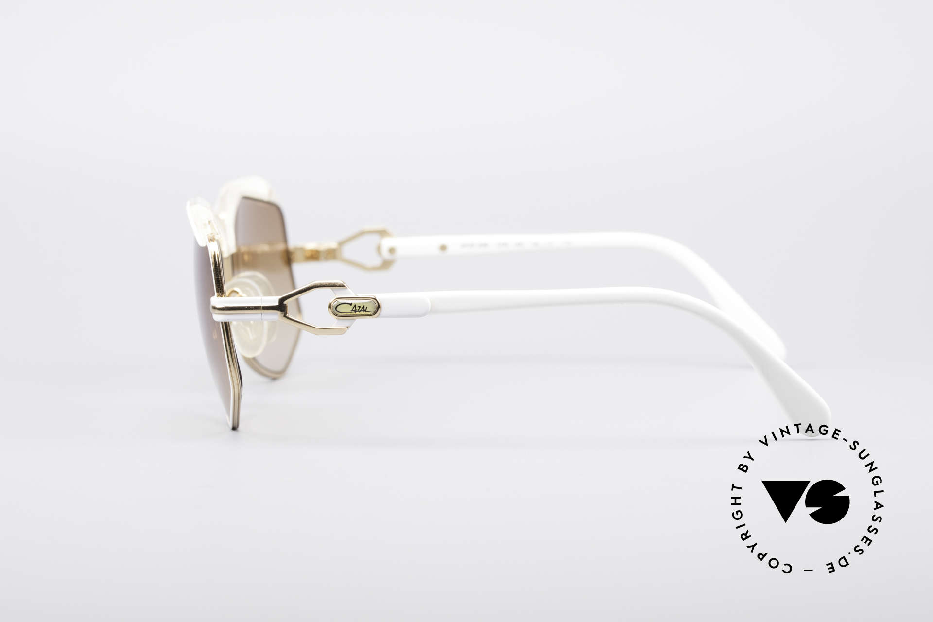 Cazal 230 80's Hip Hop Sunglasses, NO RETRO shades, but a 'W.Germany' ORIGINAL, Made for Women
