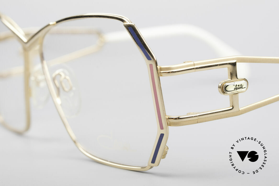 Cazal 225 80's Old School HipHop Frame, popular HipHop accessory in the 1980's and these days, Made for Women