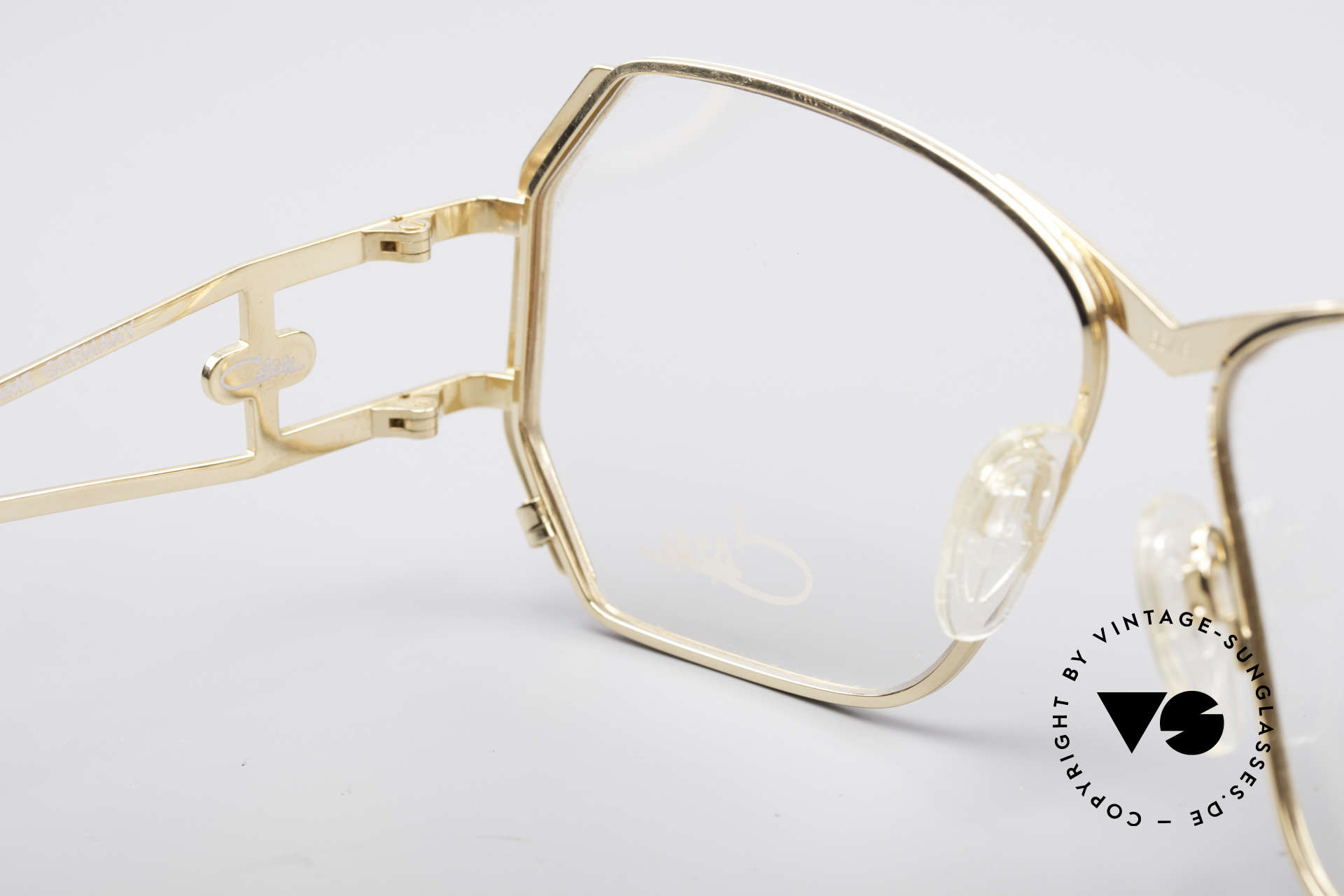 Cazal 225 80's Old School HipHop Frame, Size: medium, Made for Women