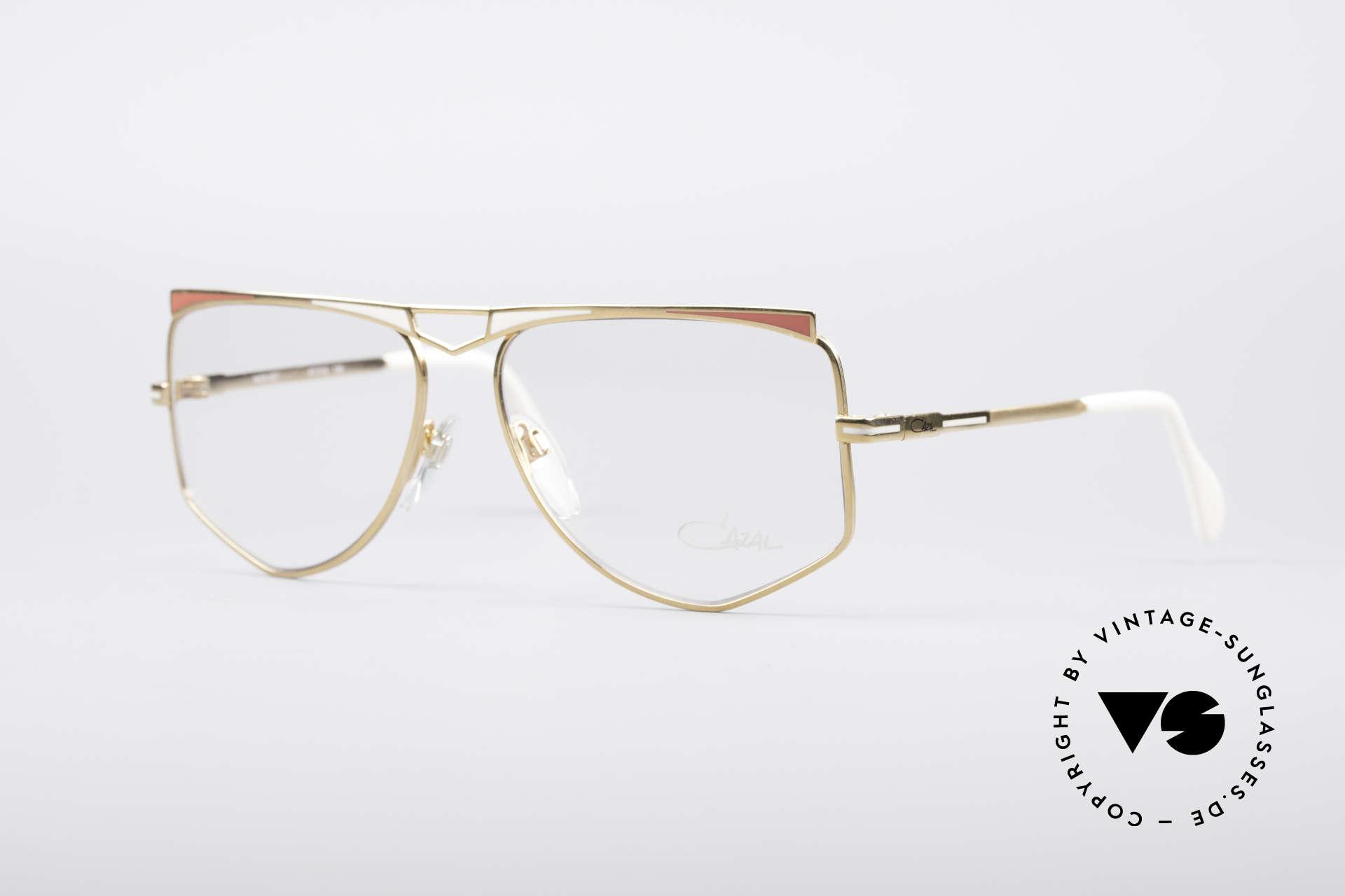 Cazal 227 True Vintage No Retro Frame, lovely women's designer frame by Cari Zalloni (CAZAL), Made for Women