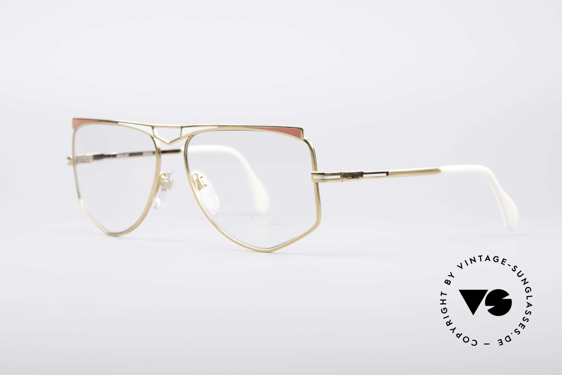 Cazal 227 True Vintage No Retro Frame, an old ORIGINAL from app. 1987 (NO RETRO eyeglasses), Made for Women