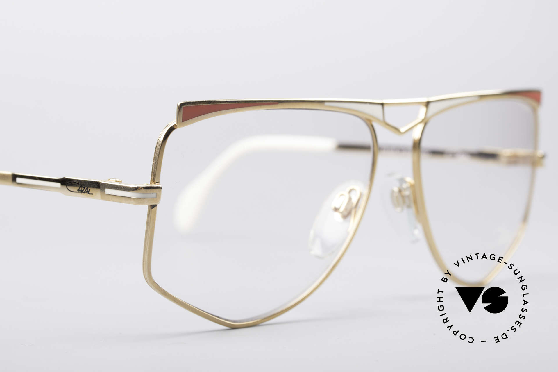 Cazal 227 True Vintage No Retro Frame, 1st class craftsmanship (frame made in West Germany), Made for Women