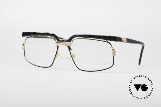 Cazal 246 Extraordinary Vintage Glasses Details