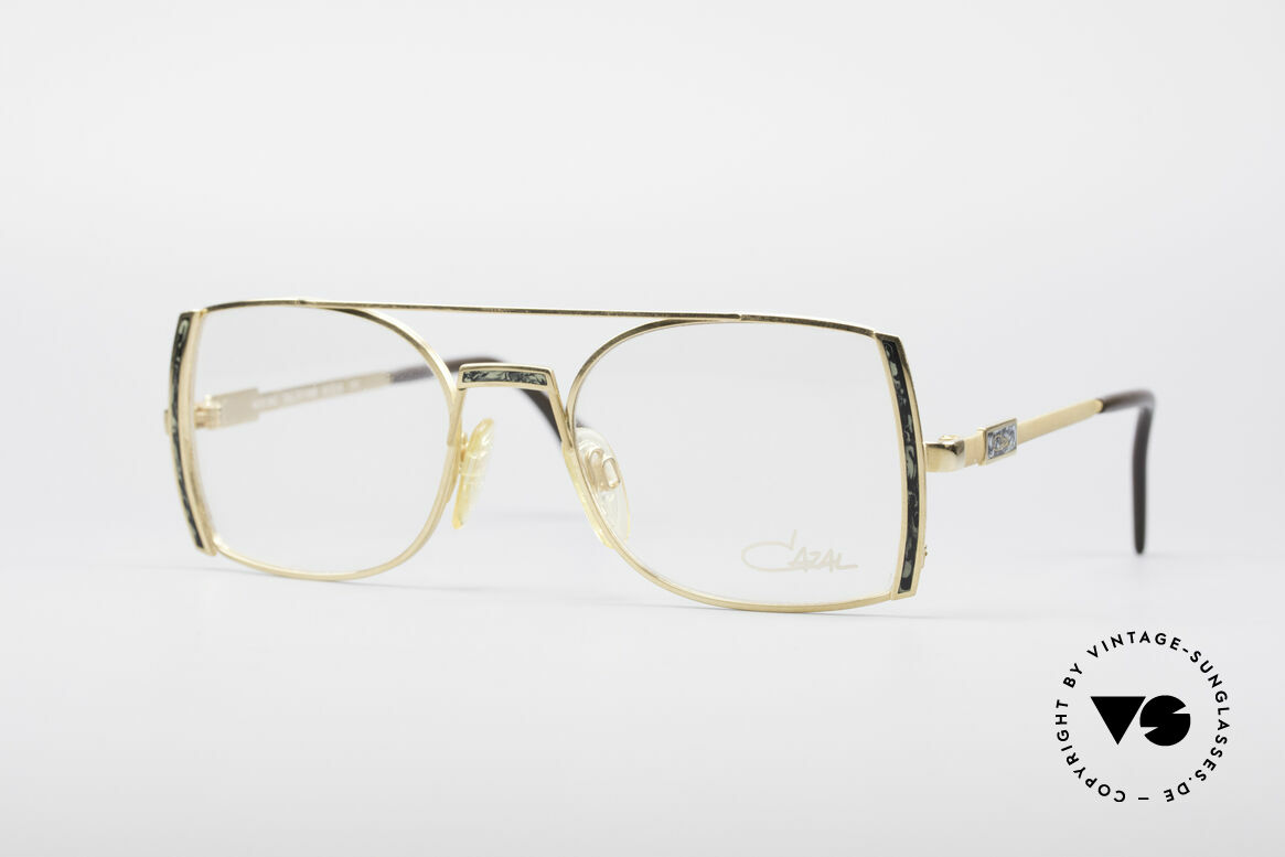 Cazal 242 Tyga Hip Hop Vintage Frame, old school vintage Hip Hop eyeglasses by CAZAL, Made for Men and Women