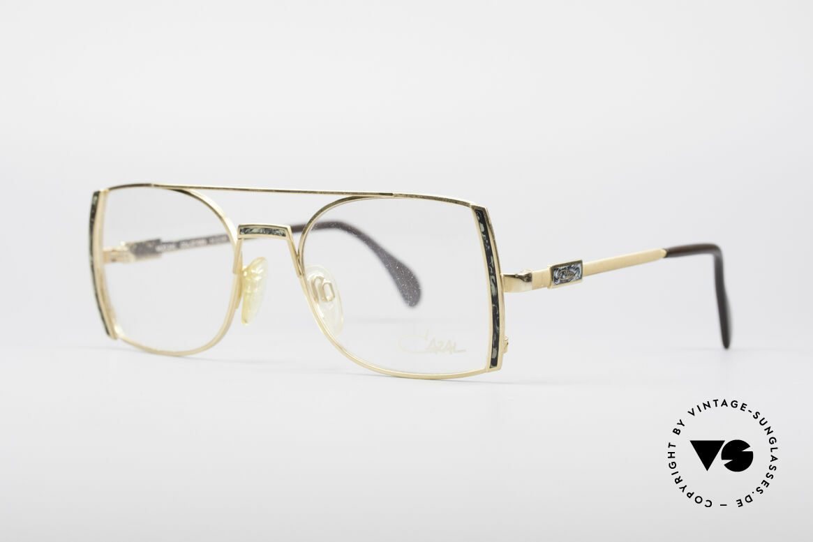 Cazal 242 Tyga Hip Hop Vintage Frame, square-edged design and best quality (handmade), Made for Men and Women